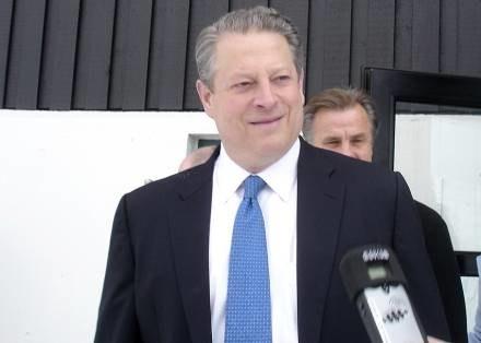 O co walczy Al Gore? /AFP