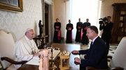 O czym prezydent rozmawiał z papieżem?