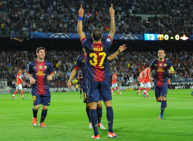 O dalszych losach stadionu Barcelony zdecyduje referendum /AFP