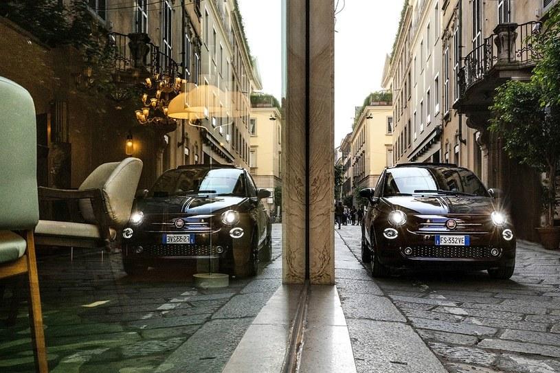"""O dawna już jedyne nowości Fiata to różne limitowane wersje """"pięćsetki""""... /"""