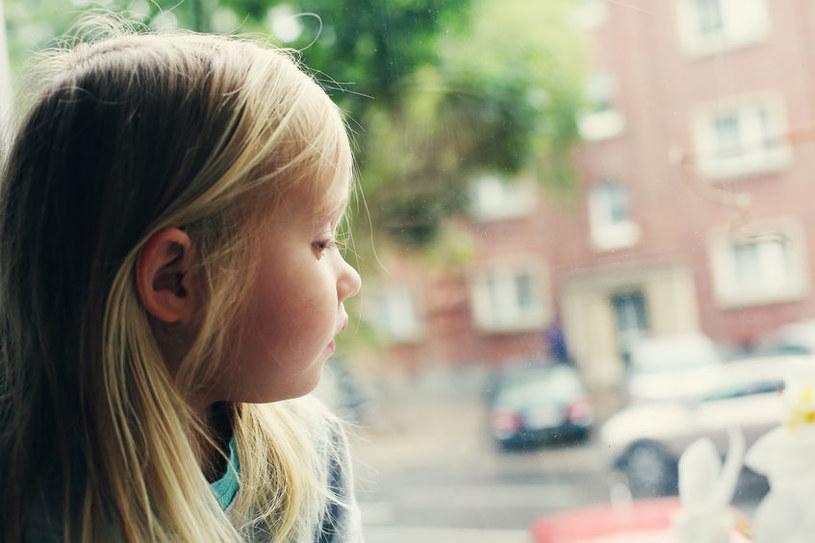 O dziecku często mówi się jakby nie miało uczuć /123RF/PICSEL