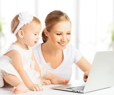 O dziecku, mamie i jej firmie