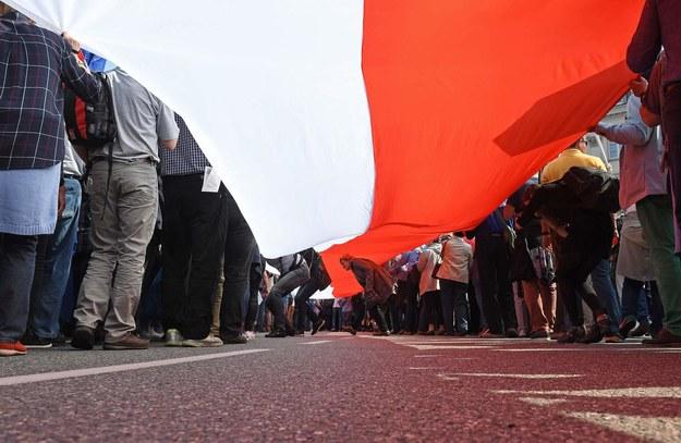 O godz. 15 rozpocznie się Marsz Niepodleglości /AFP