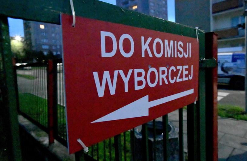 O godz. 7 rano rozpoczęło się głosowanie w wyborach parlamentarnych, w których Polacy wybierają 460 posłów i 100 senatorów. Do zakończenia głosowania o godz. 21 trwa cisza wyborcza / Marcin Bielecki    /PAP