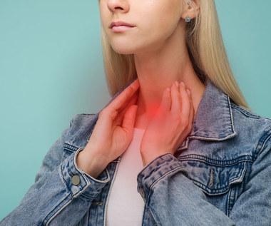 O jakich chorobach świadczy przewlekły ból gardła?