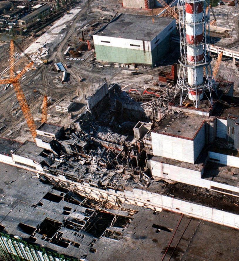 O katastrofie w Czarnobylu wciąż się pamięta /Laski Diffusion /East News
