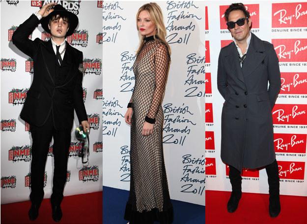 O Kate Moss trudno powiedzieć, ze jest grzeczną dziewczyną  /Getty Images/Flash Press Media