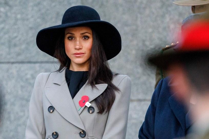 O Meghan Markle głośno było, zanim została żoną księcia Harry'ego. /East News