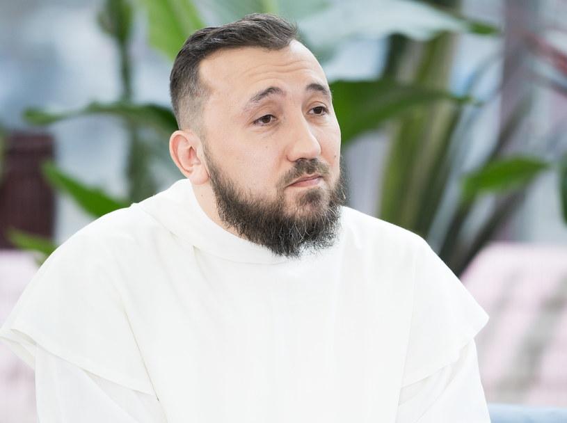 O. Michał Legan, rzecznik Jasnej Góry / forumgwiazd.com.pl /Agencja FORUM