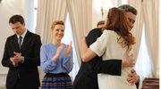 """""""O mnie się nie martw"""": Nie zapomną tego ślubu do końca życia!"""