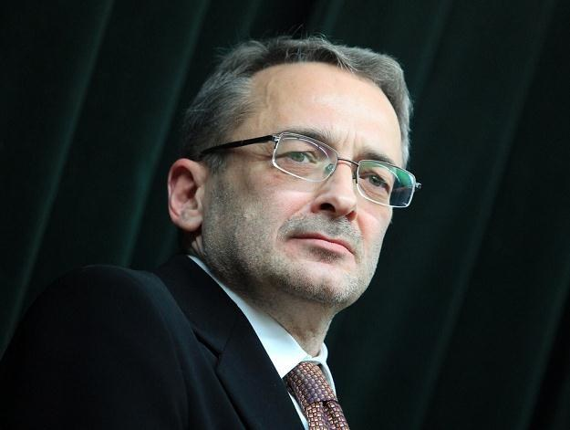 O nagrodzie poinformował prezes PEN Clubu Adam Pomorski/ fot. Jacek Waszkiewicz /Reporter