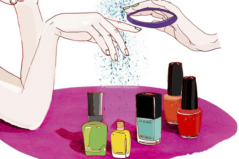 O paznokcie trzeba dbać regularnie!  /Sylwia Kowalczyk /Twój Styl