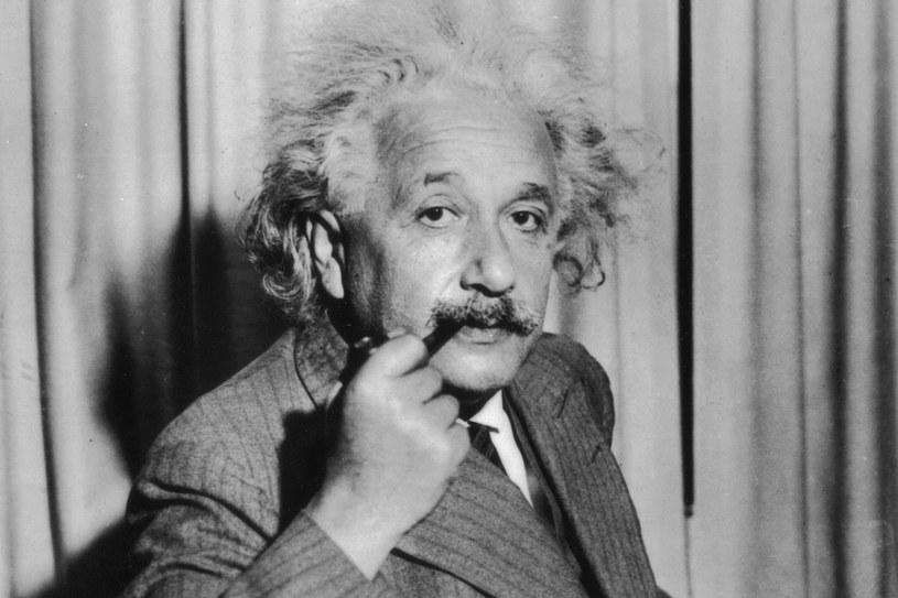 O pierwszej córce Einsteina świat dowiedział się z listów. Czy istniała też druga? /Getty Images