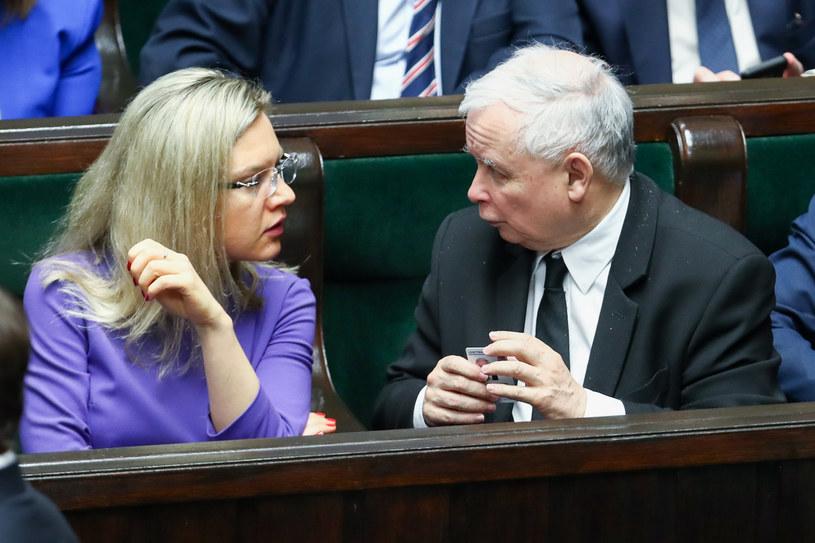O planie PiS na pozyskanie młodych wyborców rozmawialiśmy m.in. z Małgorzatą Wassermann /Andrzej Iwańczuk /Reporter