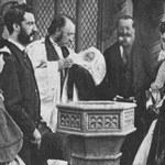 O pojeniu dzieci alkoholem i innych wybrykach przeciw zdrowiu 1897 r.
