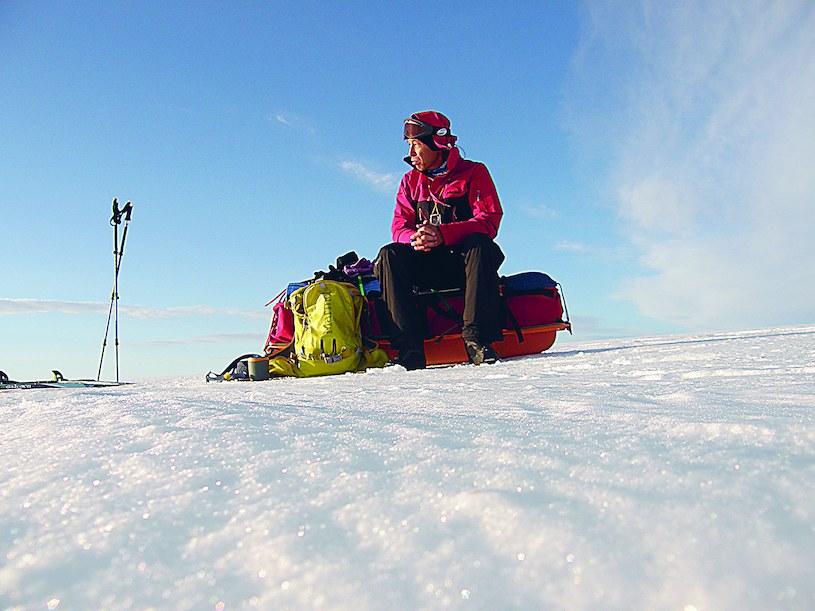 O północy na lodowcu, Islandia 2015 /materiały prasowe