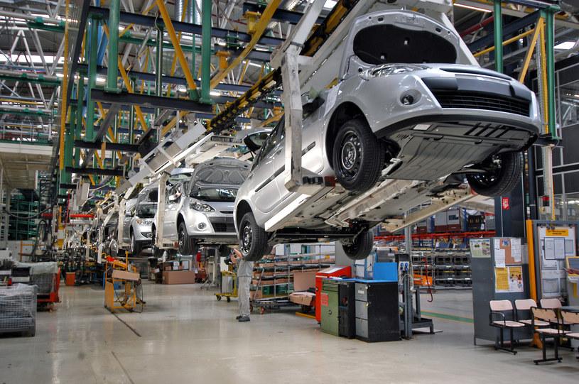 O ponad 4,2 miliony zmniejszyła się w 2020 r. z powodu pandemii produkcja samochodów w krajach Unii Europejskiej /123RF/PICSEL