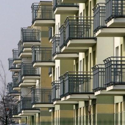 O prawie 2 m kw. spadła przeciętna powierzchnia mieszkań oddawanych do użytku /Agencja SE/East News