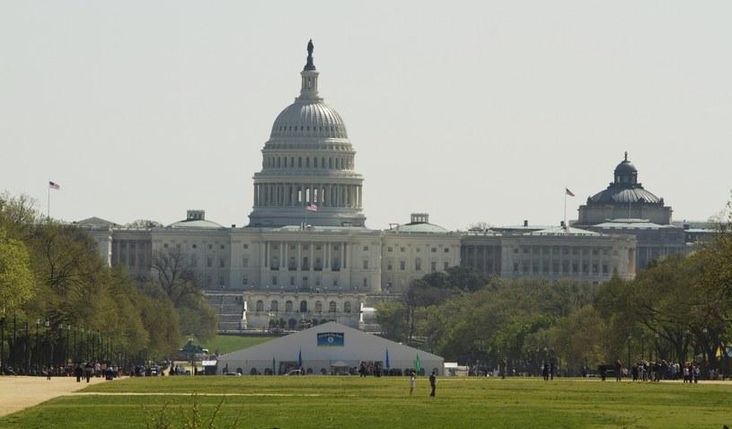 O przypadkach napastowania seksualnego mówią też głośno członkinie i pracownice Kongresu Stanów Zjednoczonych /Hubert Matys/REPORTER /East News
