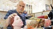 O rzeźbiarzu, który widzi twarze zmarłych