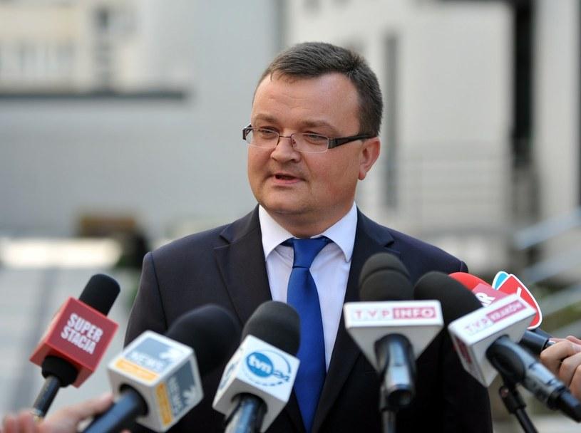 O śledztwie poinformował dziś rzecznik Prokuratury Apelacyjnej w Krakowie Piotr Kosmaty /Marek Lasyk  /Reporter