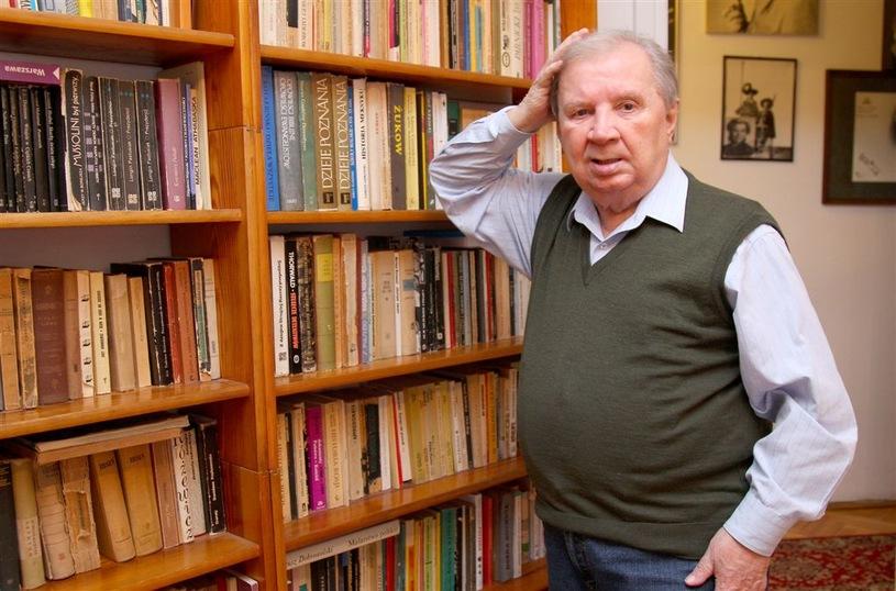 O śmierci Roman Kłosowskiego poinformował warszawski Teatr Syrena /Agencja W. Impact