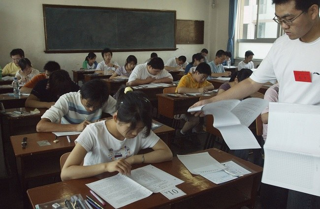 O studiach w Chinach niektórzy mogą tylko pomarzyć /Getty Images