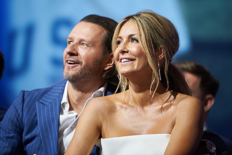 """O swojej relacji mówią jedno: """"To była miłość od pierwszego wejrzenia"""" /East News"""