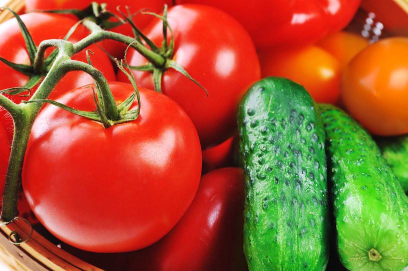 O tej porze roku lepiej zrezygnuj z pomidorów i ogórków /123RF/PICSEL