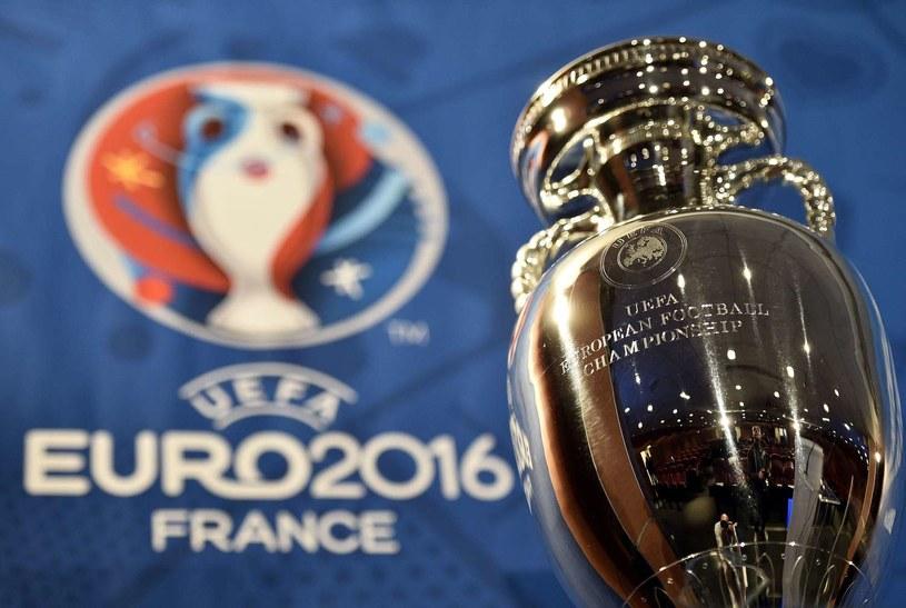 O ten okazały puchar walczą drużyny na Euro 2016 /AFP