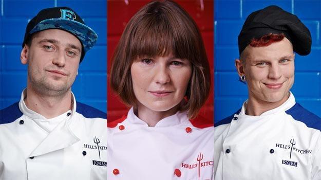 """O tym, kto wróci do """"Hell's Kitchen"""", przekonamy się już we wtorek. /Polsat"""