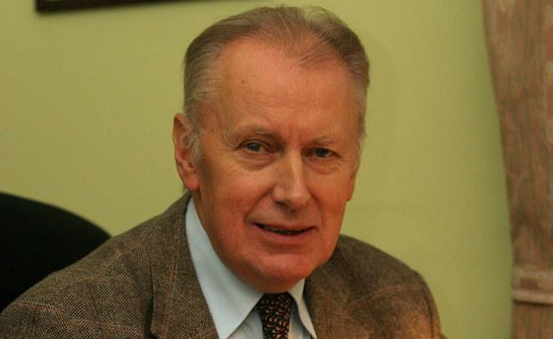 """O zaufaniu z prof. Piotrem Sztompką. """"Rozmowy o człowieku"""""""