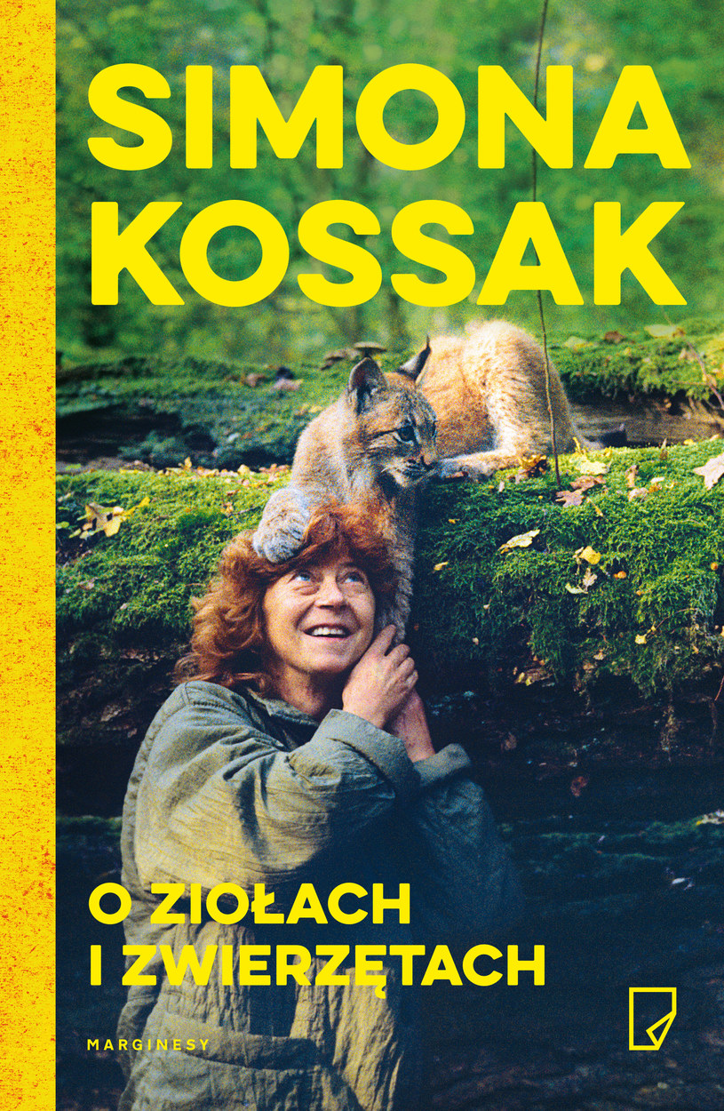 """""""O ziołach i zwierzętach"""", Simona Kossak, Wydawnictwo Marginesy /materiały prasowe"""