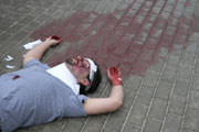 O życiu lub śmierci często decydują pierwsze chwile po wypadku /INTERIA.PL