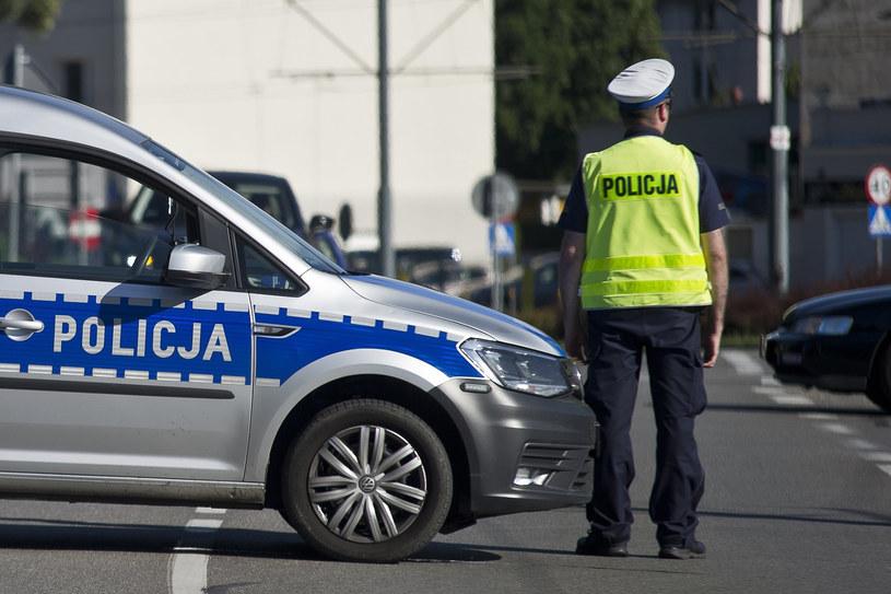 Obaj mężczyźni zostali zatrzymani przez policję, zdj. ilustracyjne /Stanislaw Bielski /Reporter