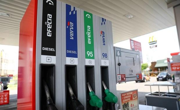 Obajtek: Zdecydowaliśmy o maksymalnym obniżeniu cen paliw na stacjach Orlenu