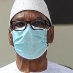 Obalony prezydent Mali wyleciał na leczenie do Abu Zabi