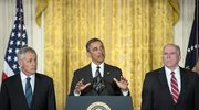 Obama będzie przysięgał na dwie Biblie - Kinga i Lincolna