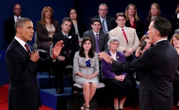 Obama i Romney skoczyli sobie do gardeł