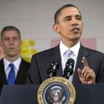 Obama: Mąż nie farbuje włosów, dla niego jest już za późno