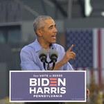 Obama na wiecu dla Bidena: To najważniejsze wybory naszego życia