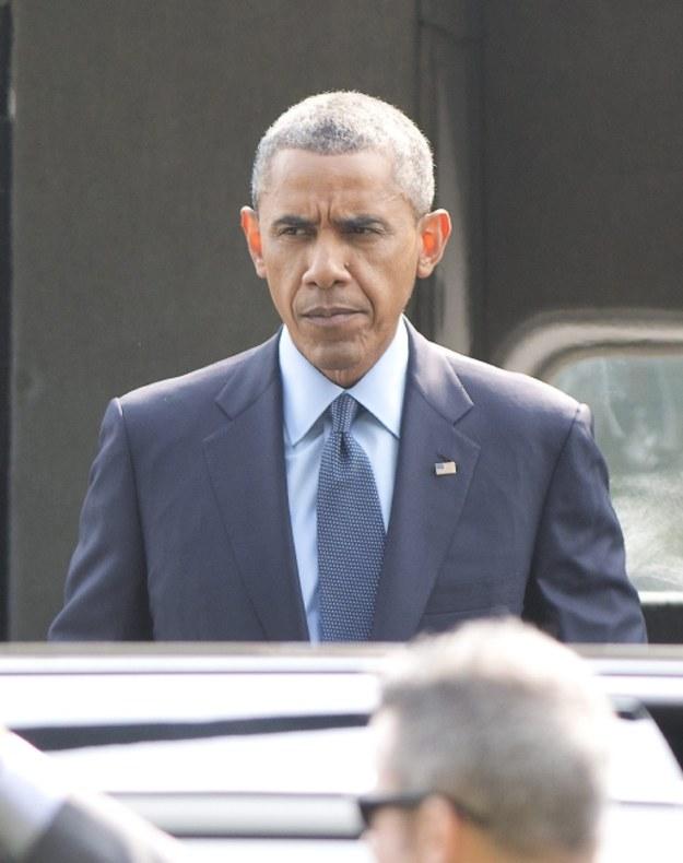 """Obama: Nie ma  """"nowej zimnej wojny"""" z Rosją"""