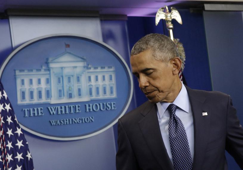 Obama podziękował za inicjatywę /AFP