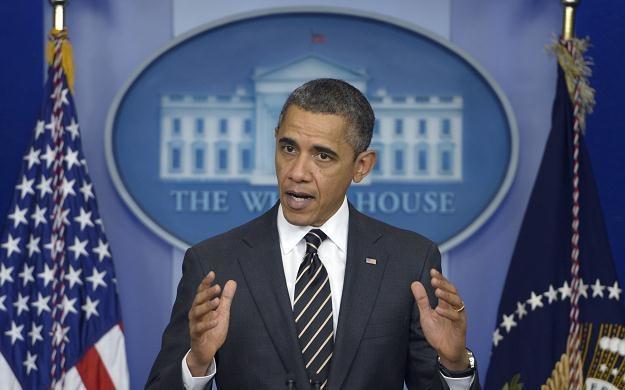 Obama proponuje tymczasowe rozwiązanie ws. redukcji wydatków /PAP/EPA