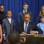 Obama przedstawił pakiet ograniczeń dotyczących broni palnej