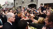 Obama: USA i Irlandia są połączone więzami krwi