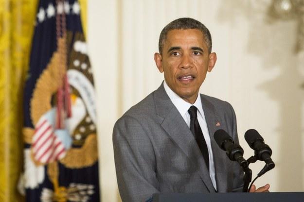 Obama: USA przygotowane do działań wojskowych w Iraku