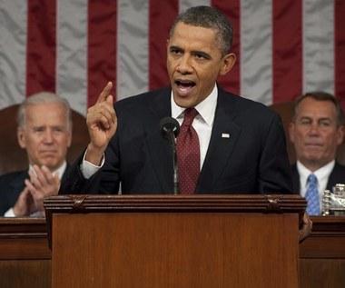 Obama wygłosił w Kongresie orędzie o stanie państwa
