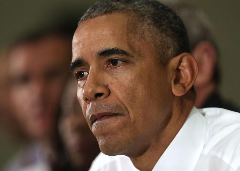 Obama złożył kondolencje po zamachu w Nicei /ALEX WONG / GETTY IMAGES NORTH AMERICA / AFP /AFP