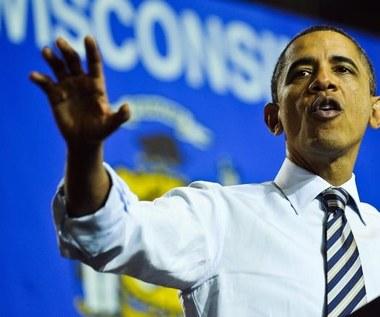 """Obama znów podróżuje po kraju. """"Nie będę stał spokojnie"""""""